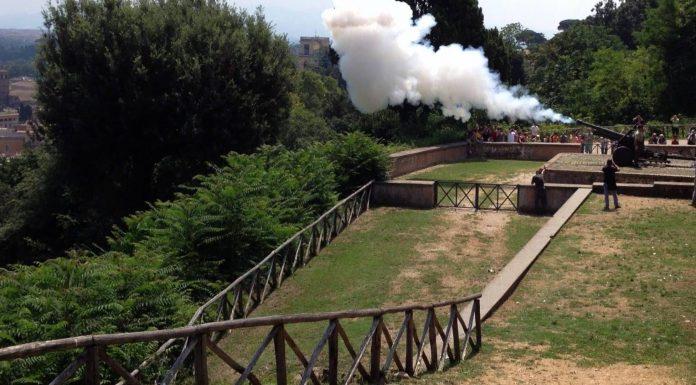 Rome en 2018 canon du janicule.