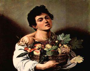 Tableaux Michelangelo_Caravaggio Rome
