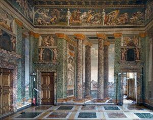 Trastevere Villa Farnesina.