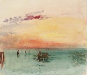 Oeuvre de Turner.