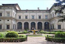 Villa Farnesina Trastevere.
