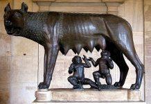 Avril naissance de Rome.