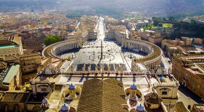 La Cité du Vatican.