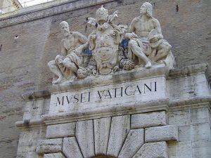 Romains musees du vatican
