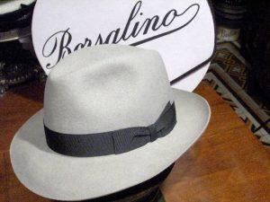 Borsalino chapeaux souvenirs Rome
