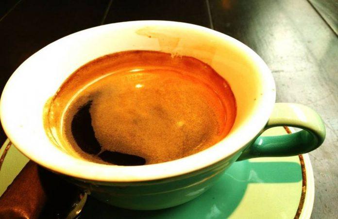 cafés italiens à Rome.