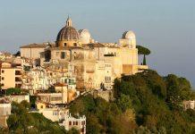 Résidence pape Castel Gondolfo.