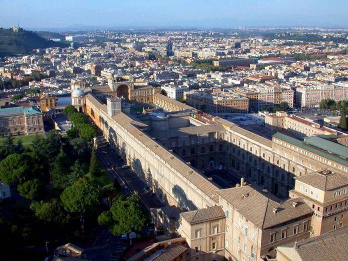 juillet musees vatican Rome