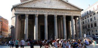 fêtes en août Rome Pantheon