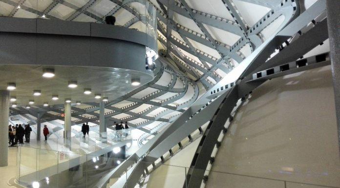 Rome contemporaine nouveau palais des congrès