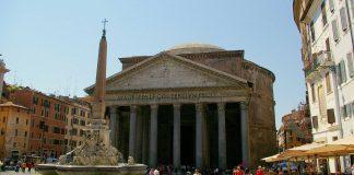 Panthéon Rome obélisques