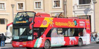 bus touristiques Rome