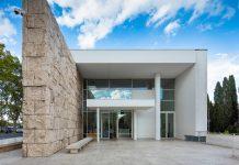 musée ara pacis rome novembre