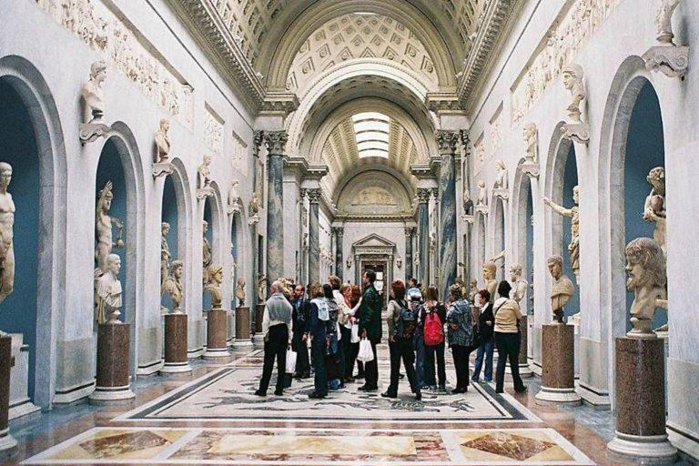 Les musées du Vatican, la visite incontournable à Rome