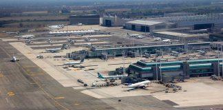 Rome fiumicino aeroport vols europe