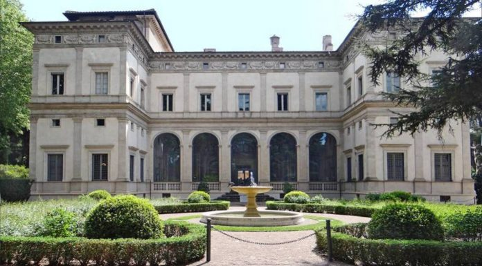 villa-farnesina-trastevere Rome