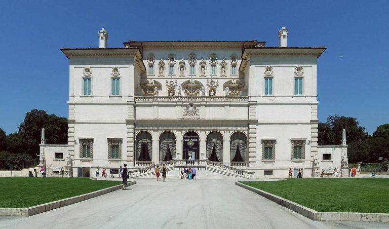 Une visite guidée de la Villa Borghese et ses jardins