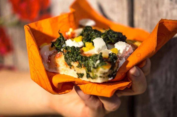 spécialités culinaires pizza Rome