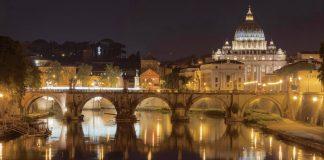 visite nocturne Rome Saint-Pierre