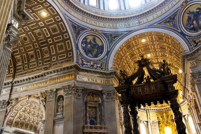 basilique Saint-Pierre rome visite guidee