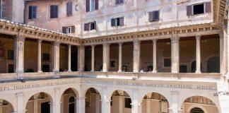 cloitre de bramante rome 25 décembre