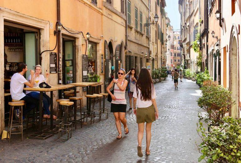 Ce qu'il faut savoir si vous visitez Rome en août