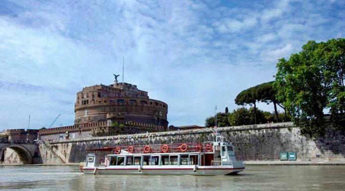 croisière arrêts multiples Tibre Rome