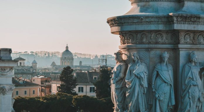janvier Rome Italie