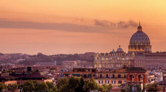 terrazza del Pincio saint pierre Rome