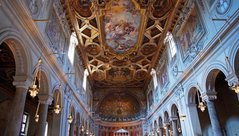 Une visite guidée en petit groupe de la basilique de San Clemente à Rome