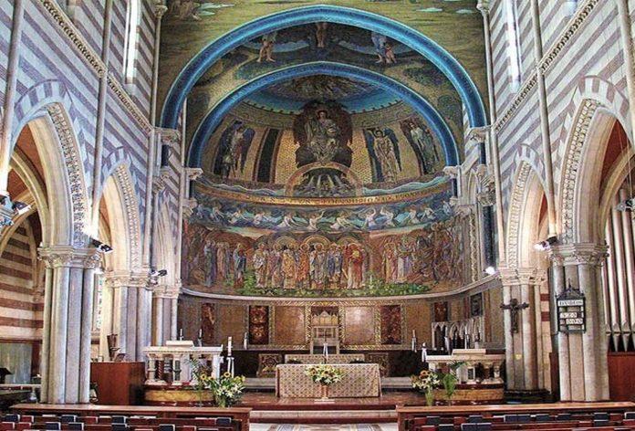 concert de paques rome église saint-paul-entro-le-mura