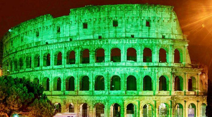 Le Colisée Saint Patrick Rome