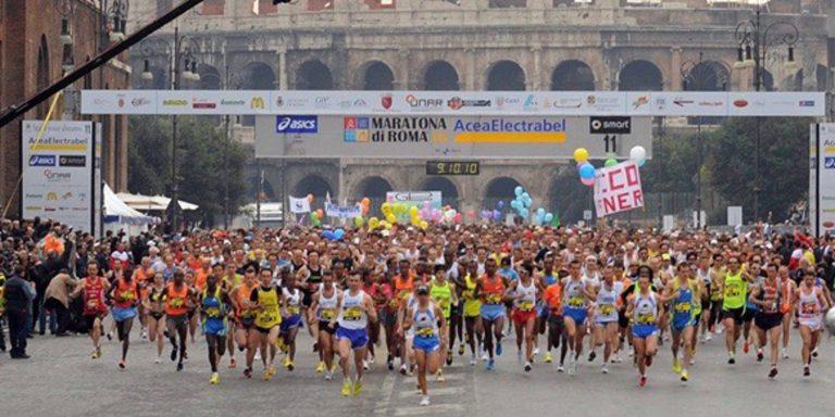 Peut-on encore s'inscrire au Marathon 2019 de Rome ?