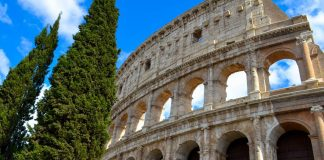 musées gratuits rome le colisée