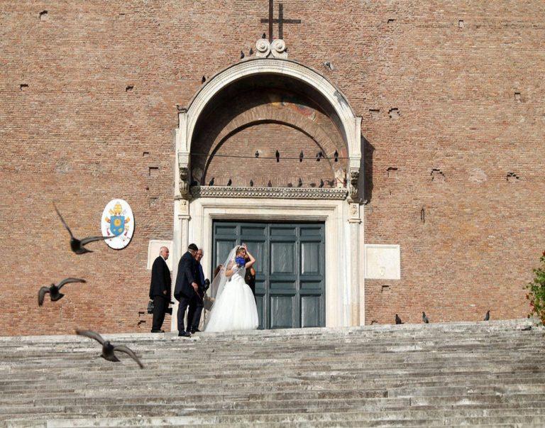 10 églises où se marier à Rome