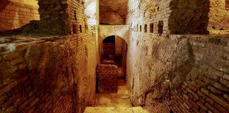 vicus caprarius Rome souterraine