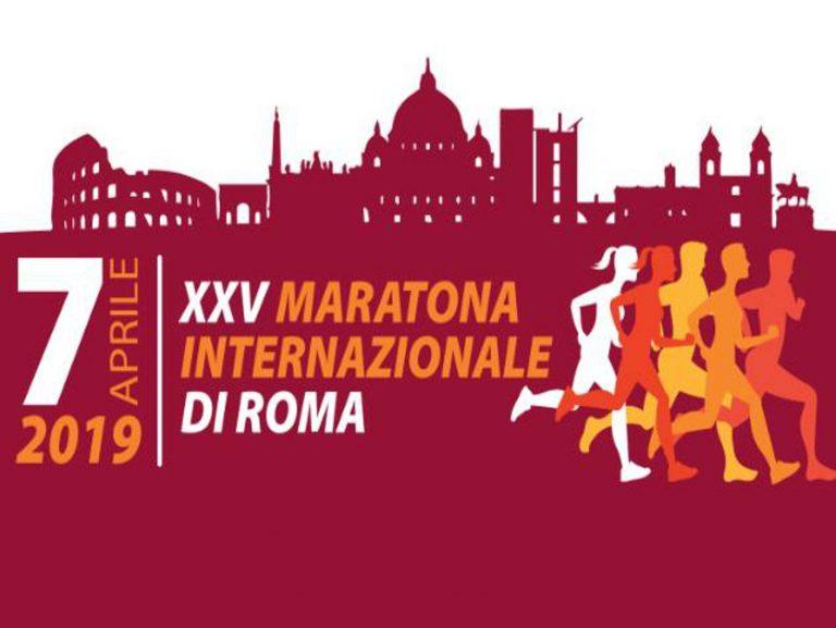 Le classement du Marathon de Rome 2019