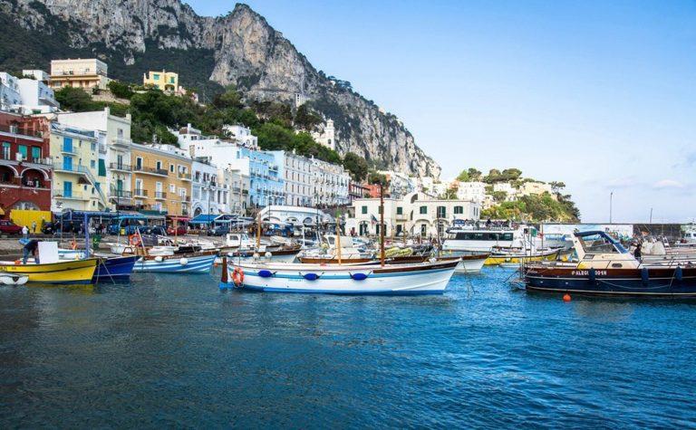 Une journée d'excursion à Capri au départ de Rome