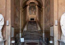 ouverture scala santa Rome