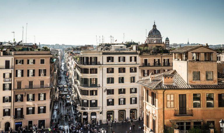 5 hôtels pas (trop) chers pour dormir à Rome