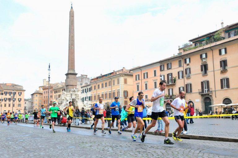 Ce qu'il faut prévoir pendant le Marathon de Rome 2019