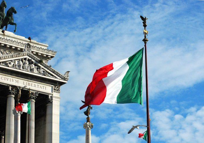 fête de la république à Rome