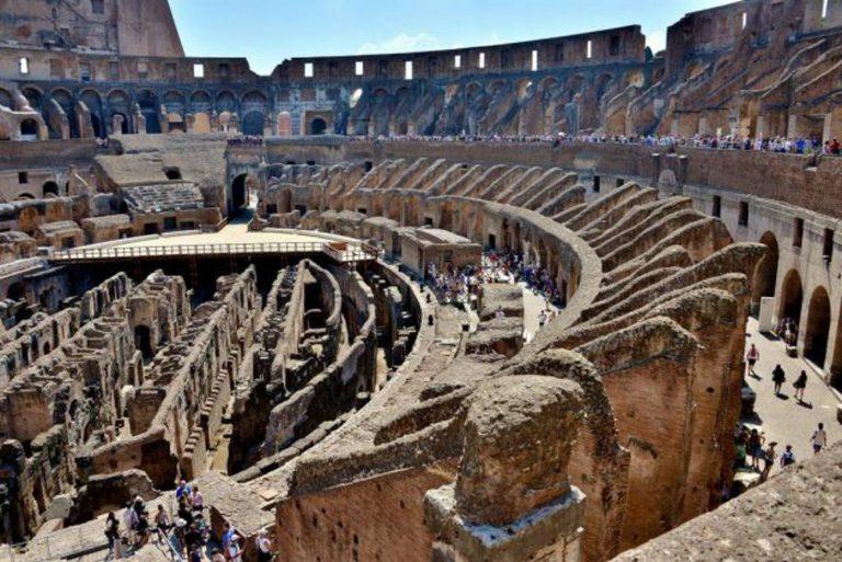 Visitez le Colisée comme un gladiateur de la Rome antique