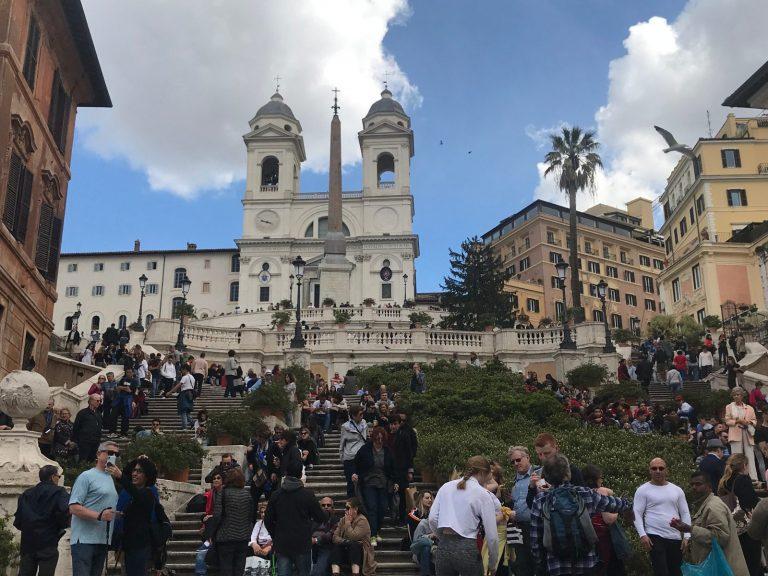 Ces mauvais touristes que Rome ne veut plus avoir à supporter