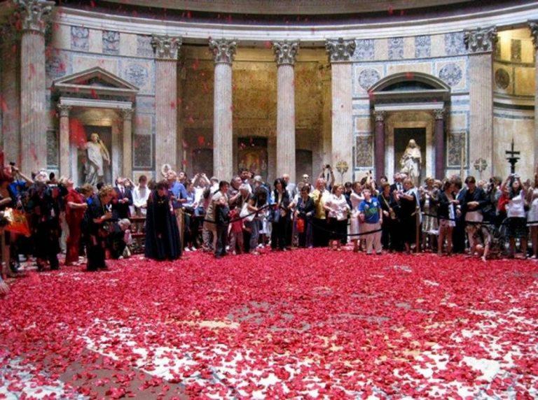 Où assister à l'événement du week-end de Pentecôte à Rome ?
