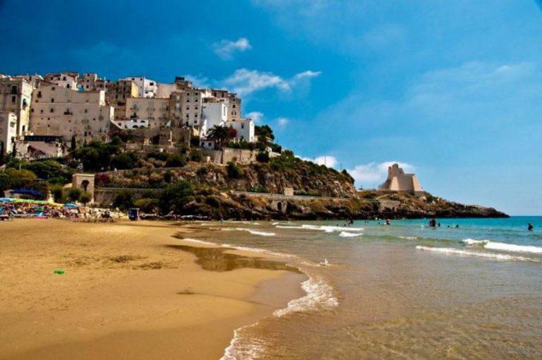 Quelle plage choisir avec des enfants près de Rome ?