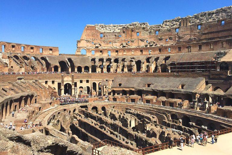 Visite de la Rome Antique avec un guide francophone