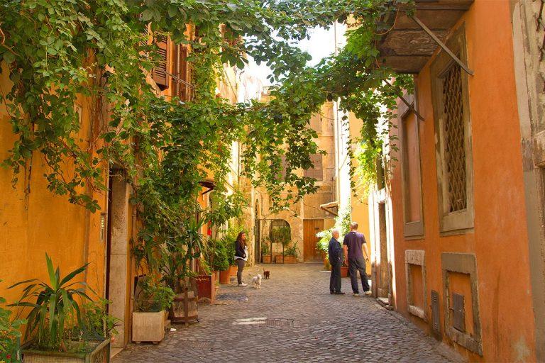 Visite de 2 quartiers insolites de Rome : le Trastevere et le Ghetto