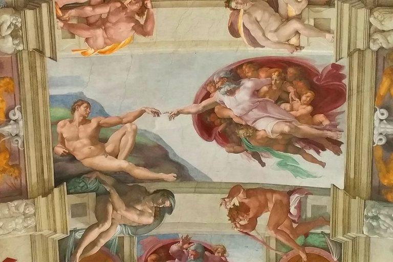Visite guidée en français des musées du Vatican